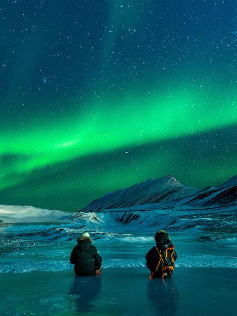 北欧芬兰极光之旅