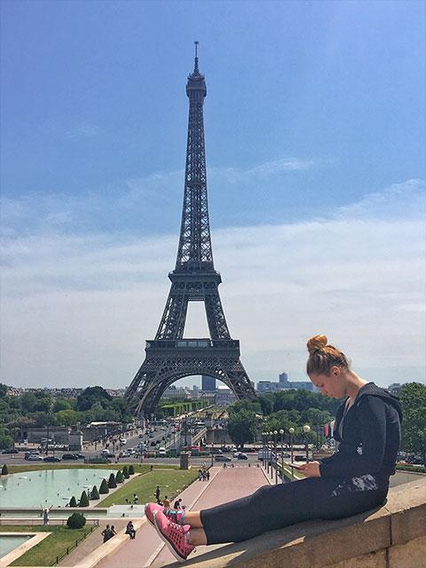 一个人的法国巴黎自由行