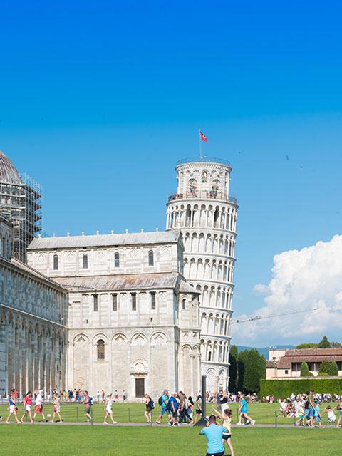 文艺时光里的意大利蜜月旅行